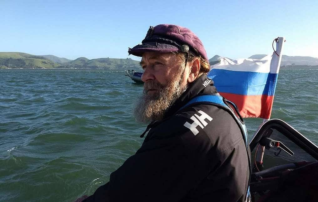 100 days in the ocean: Russian traveler Konyukhov continues his round-the-world journey