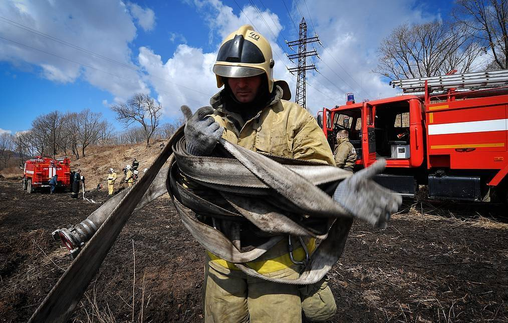Over 340 people recognized as affected by Trans-Baikal wildfires, says Ministry