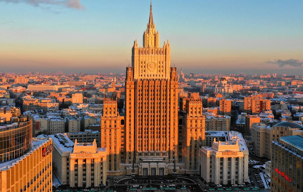 US policy towards Iran won't boost Washington's influence — Russian Foreign Ministry