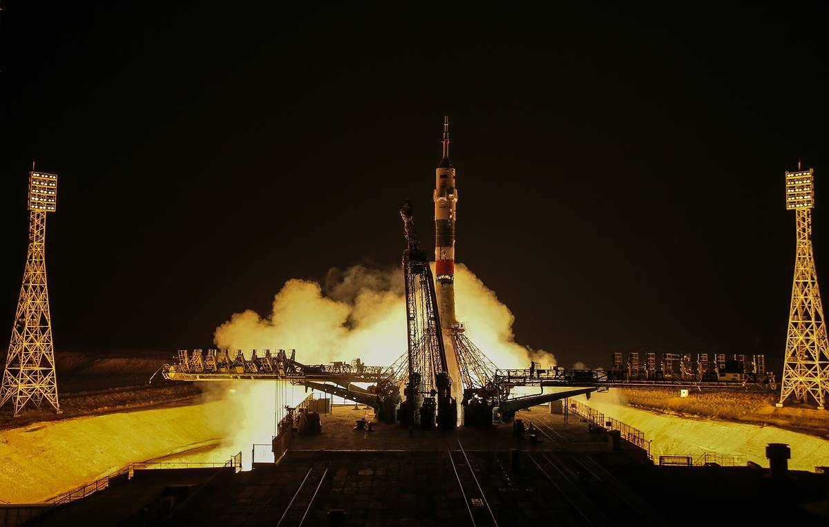 NASA's administrator will not attend Soyuz launch from Baikonur on July 20 — Roscosmos