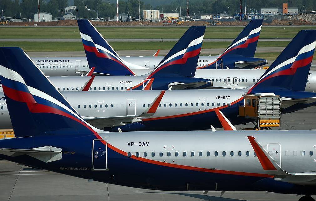 Russia's flagship airline Aeroflot halts flights to Georgia from July 8