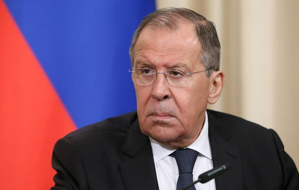 Lavrov blasts Europe for 'shameful' lack of support on resolution to fight Neo-Nazism
