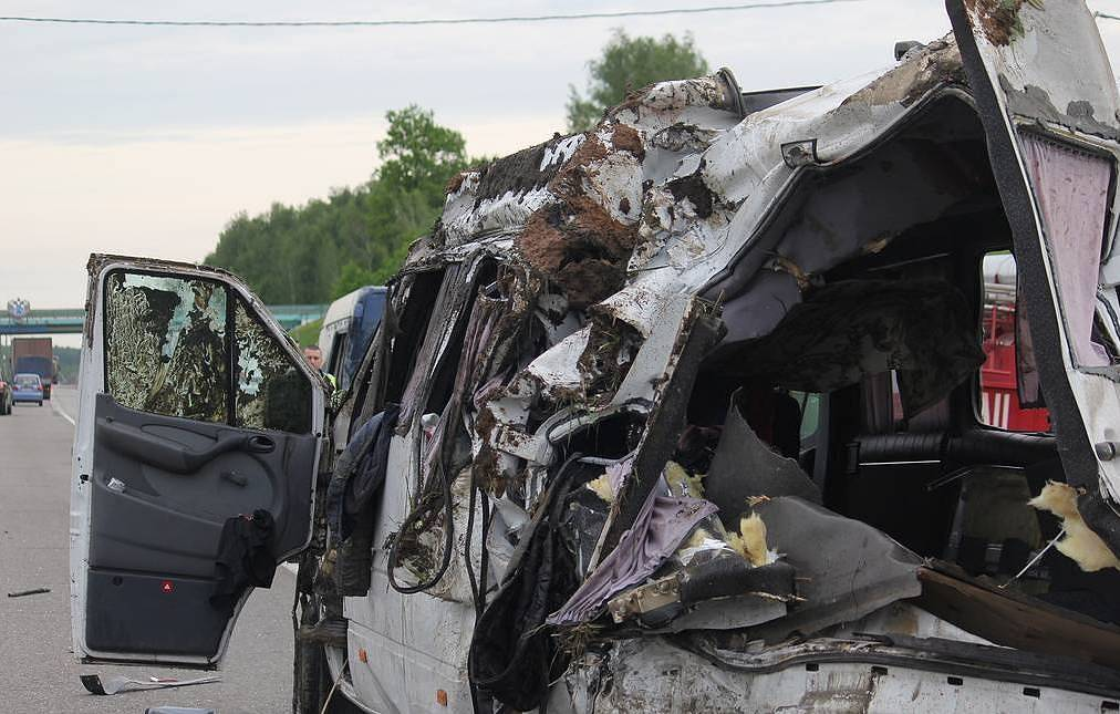 Ten people injured in Russia's Perm bus crash - Health Ministry
