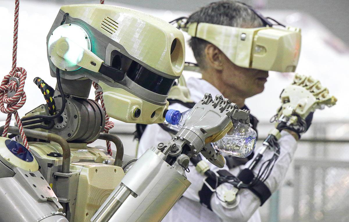 Russian AI robot can be created in 15 years
