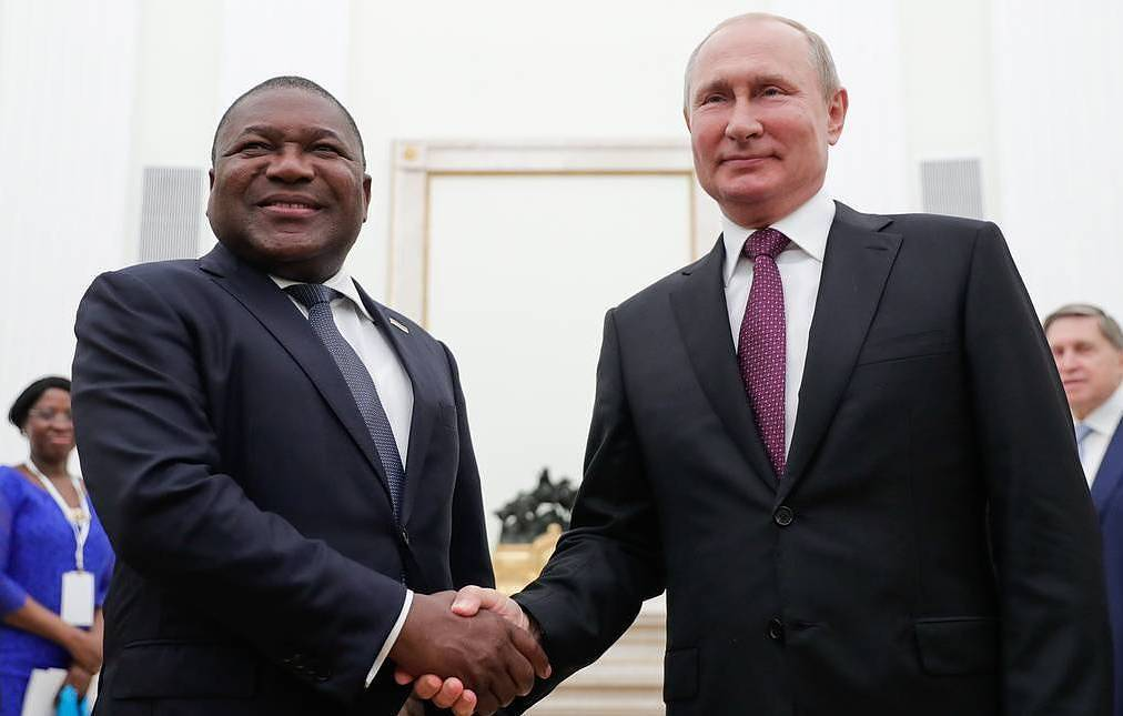 Rosneft signs agreements on offshore gas field development with Mozambique