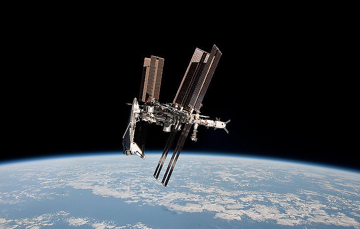 Toy unicorn chosen as zero-gravity indicator for next mission to ISS