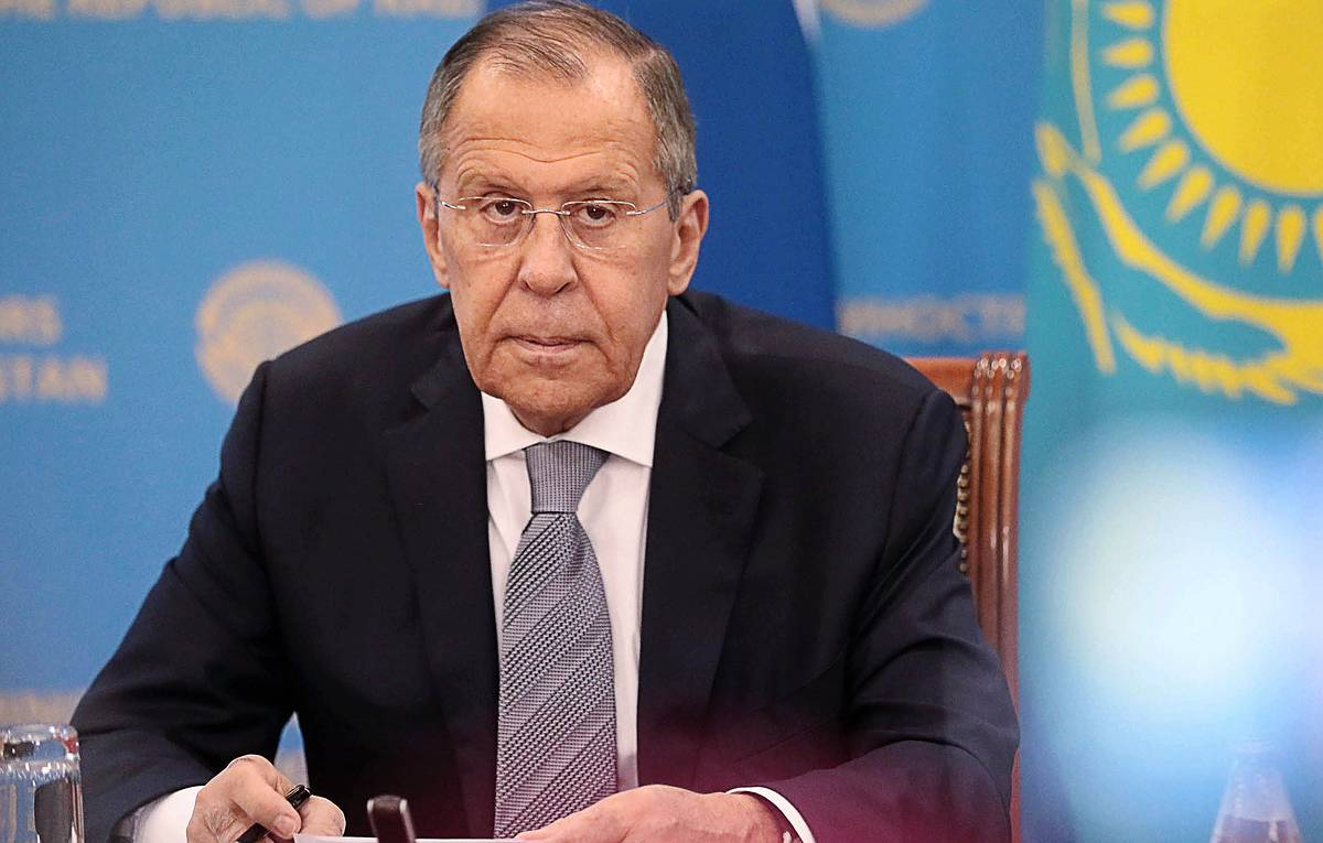 Russia has no reason to act on reports about China's oppression of Muslims — Lavrov