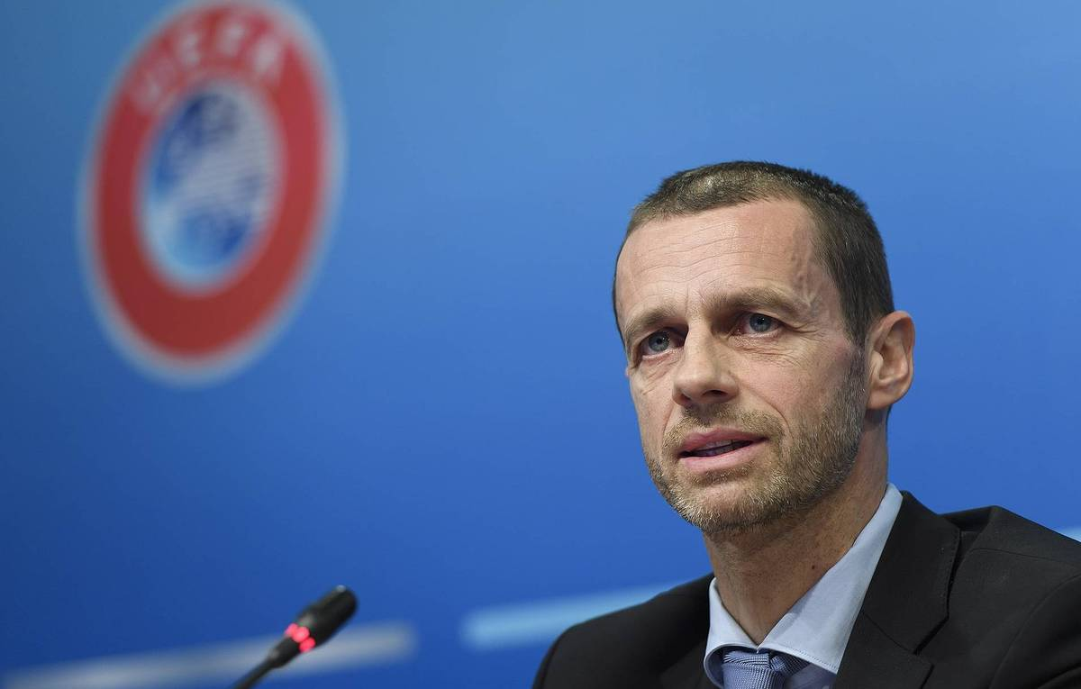 UEFA chief Ceferin: 'Russia more than ready' to host matches of 2020 Euro Cup