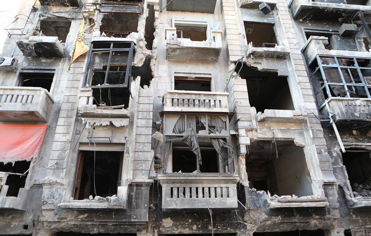 Eight people killed as militants shell Aleppo suburbs, says Russian reconciliation center