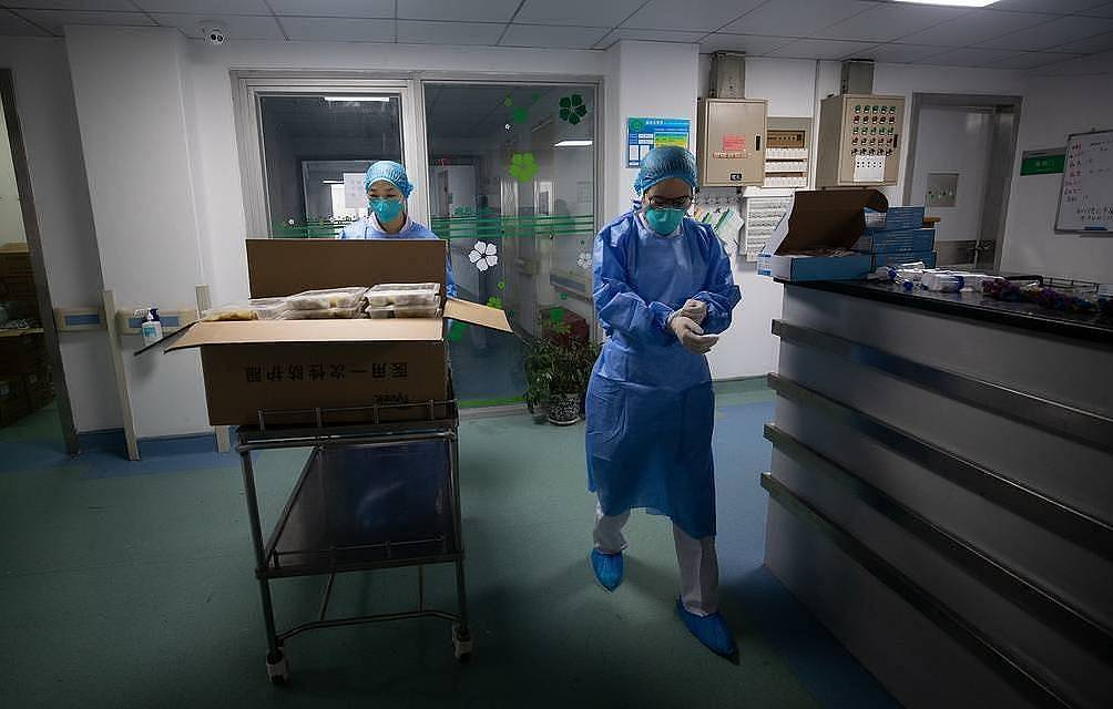 Over 17,200 people infected with coronavirus in China