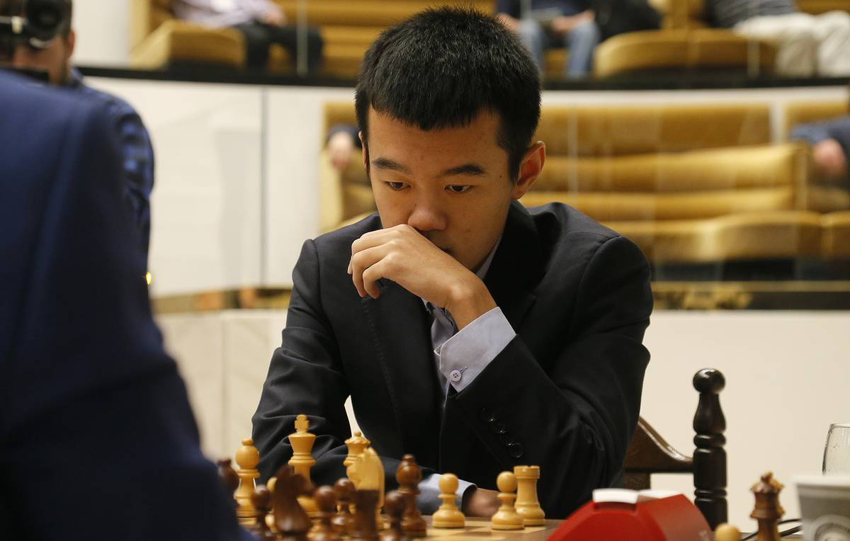 Russia's entry ban won't target Chinese chess players, FIDE says