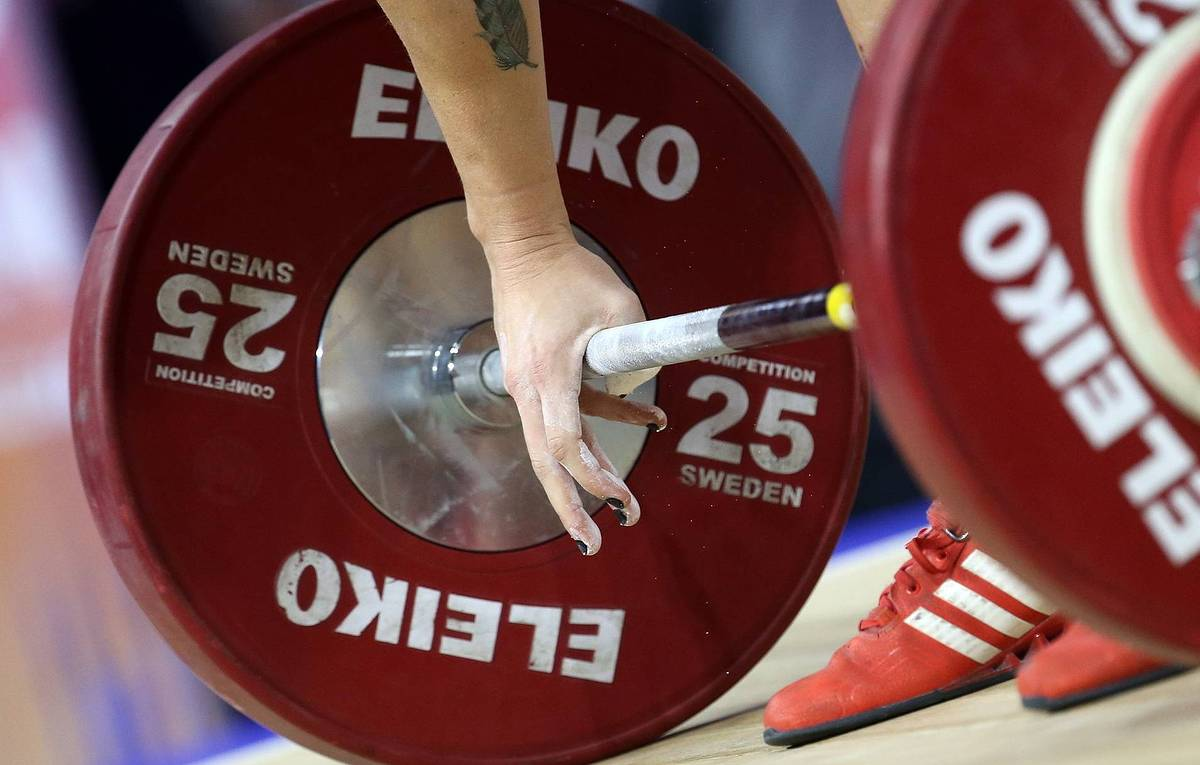 Russian national weightlifting teams decide against training camps next month