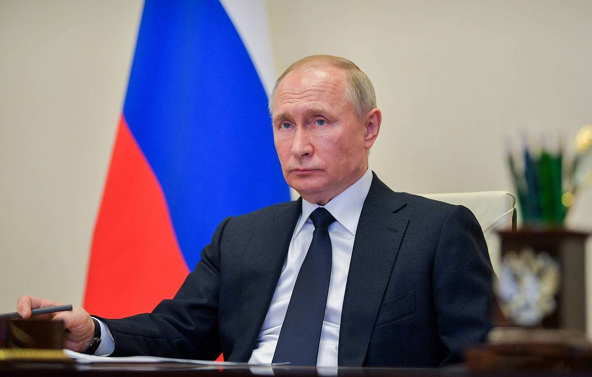 Putin To Address Russians In The Run Up To Main Voting Day On July 1 Newscolony
