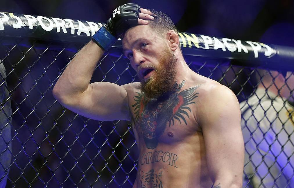 Ireland S Mcgregor Offers Condolences Over Death Of Khabib Nurmagomedov Father Society Culture Tass
