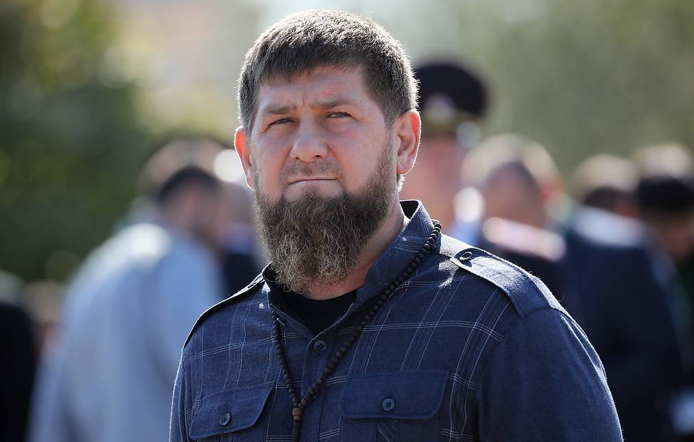 Us Slaps Sanctions On Chechen Leader Ramzan Kadyrov World Tass