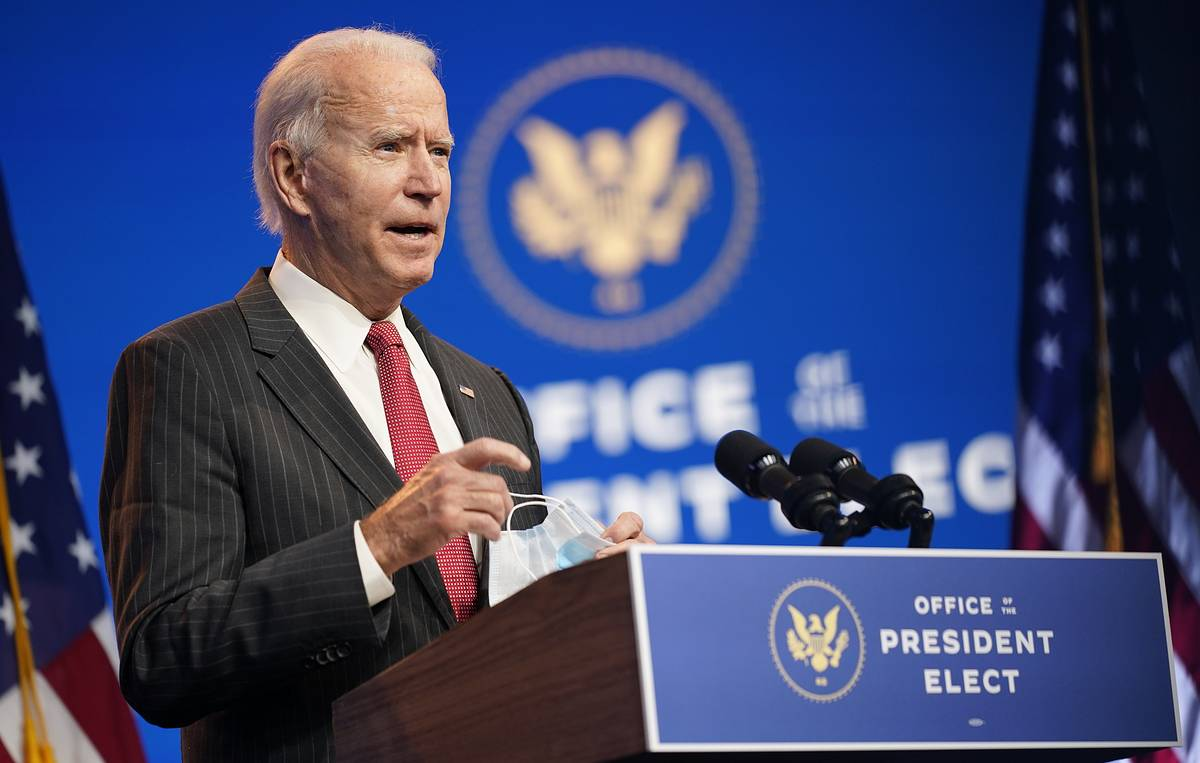 Press review: Biden's likely policy on China trade and EU's plan to cut US defense leash