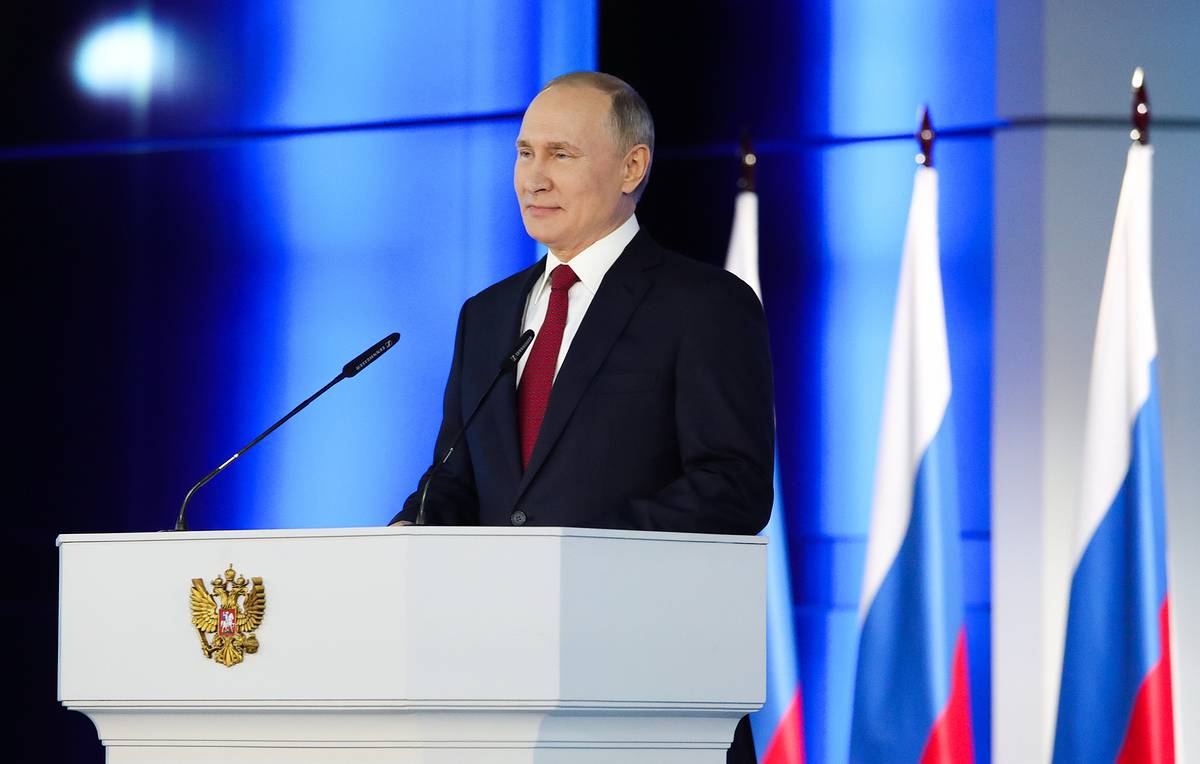Press review: Putin's upcoming State of the Nation and Lavrov's progress in Pakistan