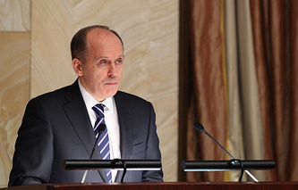 head of the Russian Federal Security Service Alexander Bortnikov