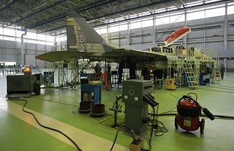 MiG production site (archive)