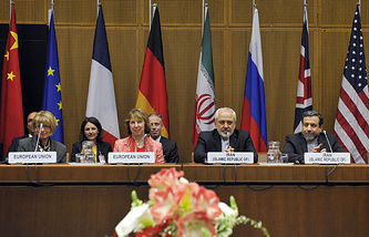 P5+1 talks on Iran's nuclear program (archive)
