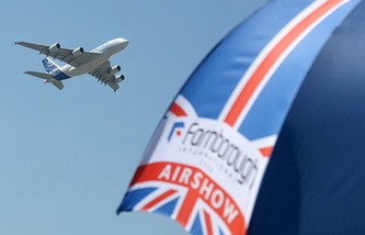 Farnborough Airshow 2006 (archive)