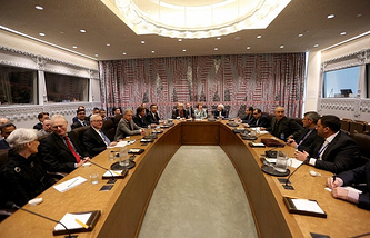 Iran nuclear talks (archive)