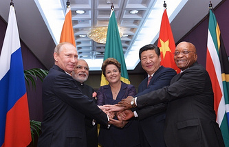 BRICS leaders (archive)