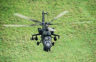 Mil Mi-35M helicopter