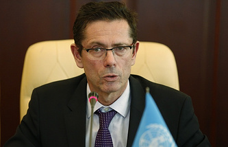 UN Assistant Secretary-General for Human Rights Ivan Simonovic