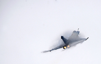 French Air Force fighter