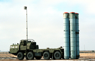 Russia's S-400 air defense system