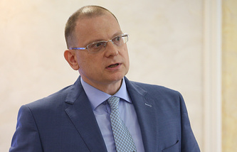 Foreign Ministry's Envoy for Human Rights, Democracy and Supremacy of the Law Konstantin Dolgov