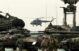 NATO military in Europe (archive)