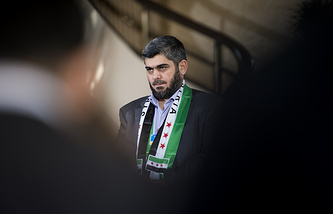 Mohammed Alloush