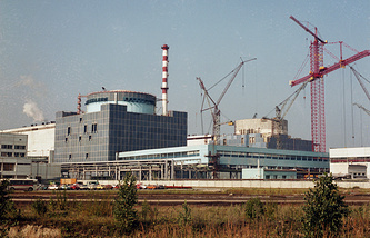 Khmelnitsky nuclear power plant