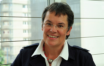 President of PACE Liliane Maury-Pasquier