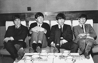The Beatles, 1 января 1963