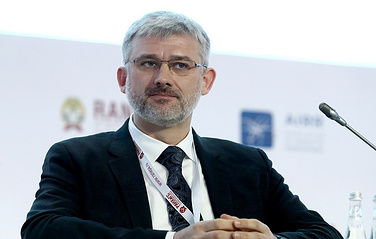 Minister of Transport Evgeny Dietrich