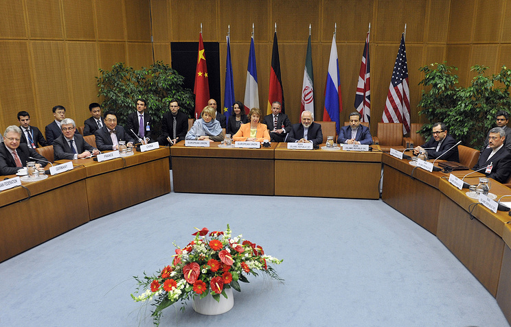 Nuclear talks with Iran in March 2014