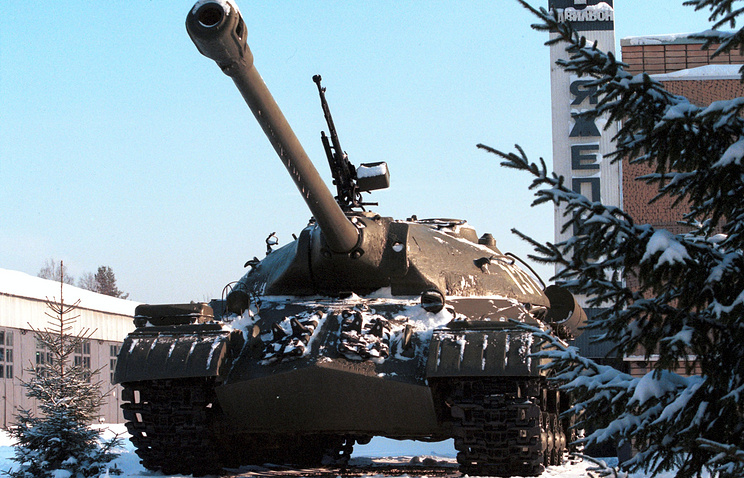 IS-3 tank (archive)