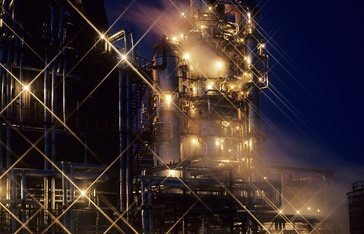 Achinsk Oil Refinery. Archive