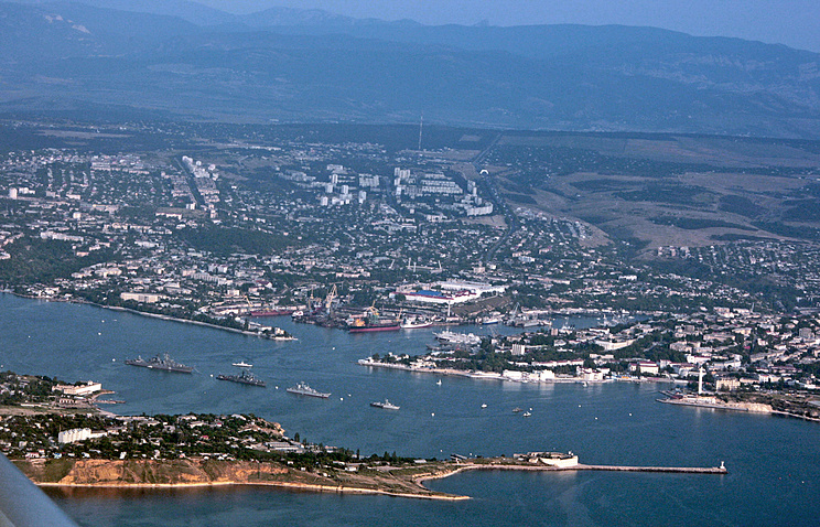 A view of Sevastopol (archive)