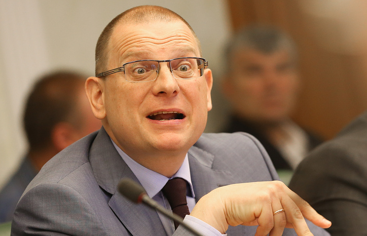 Russia's Commissioner for Human Rights, Democracy and the Supremacy of Law Konstantin Dolgov