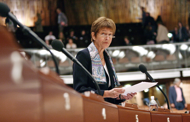 PACE President Anne Brasseur (photo) will meet Russian Duma Speaker Sergei Naryshkin as the European body's Presidential Committee assembles in the French capital on September 1-2