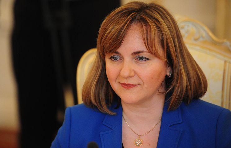Natalia Gherman, Moldova's minister of foreign affairs and European integration