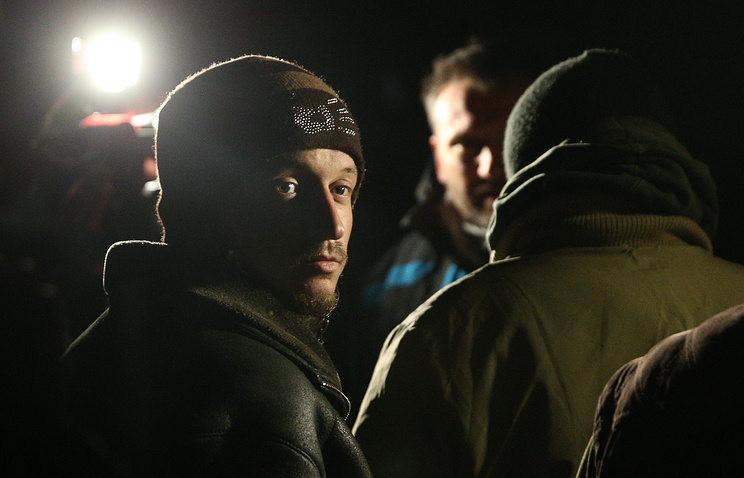 Prisoner swap between Ukraine and the Donetsk People's Republic (archive)