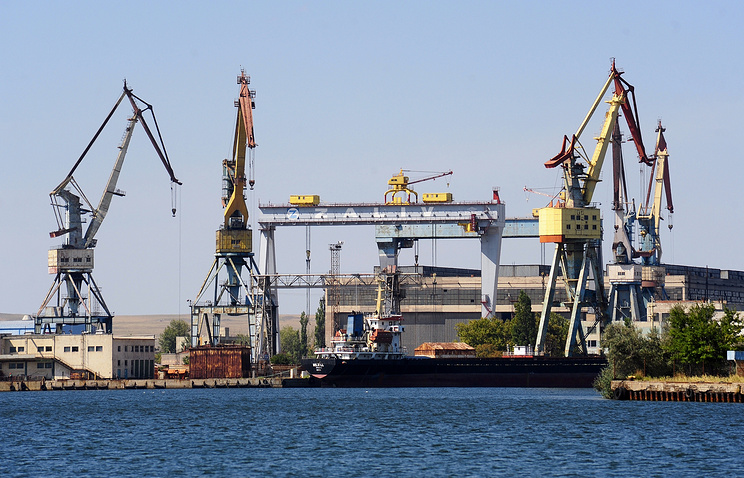 Zelenodolsk shipyards