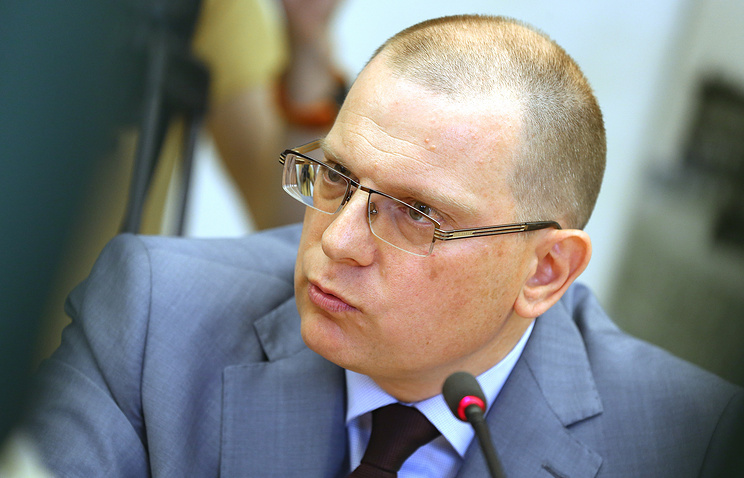 Konstantin Dolgov, the Russian Foreign Ministry's ombudsman for human rights