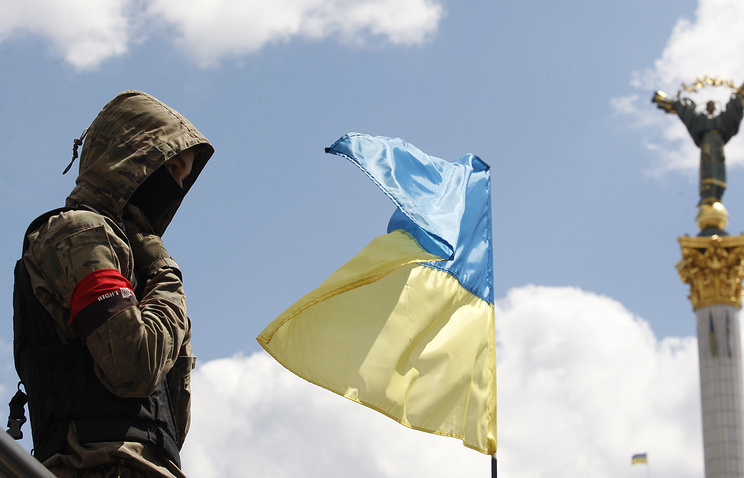 Right Sector activist (archive)
