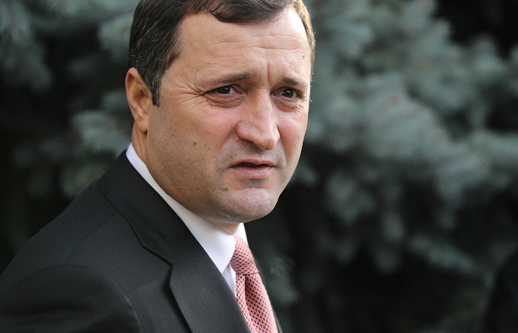 LDPM chairman and former Prime Minister Vlad Filat